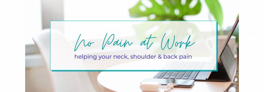 No Pain at Work image header